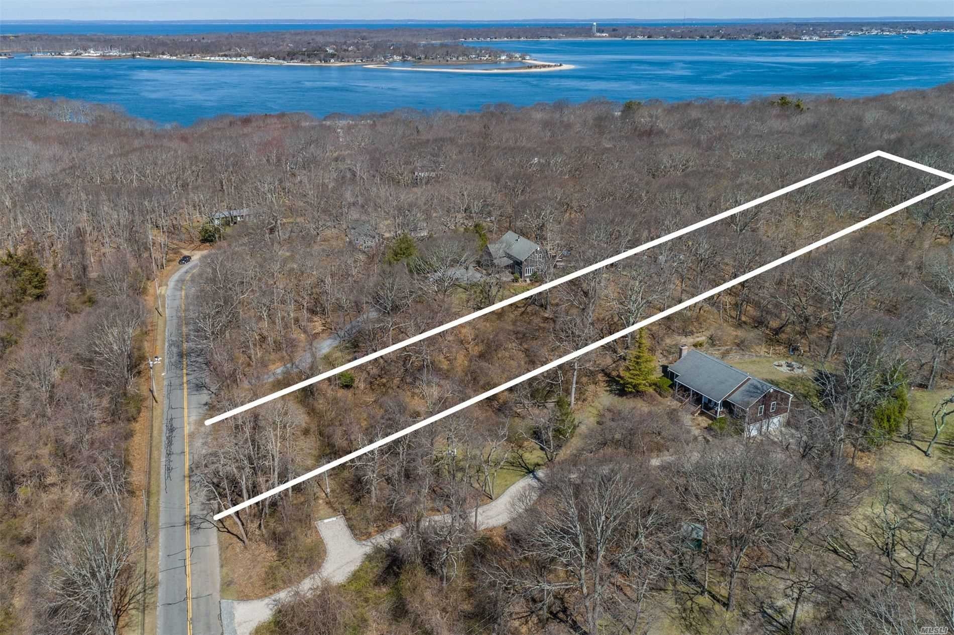 Land for sale in 34 Rocky Point Road, Shelter Island, NY ,11964