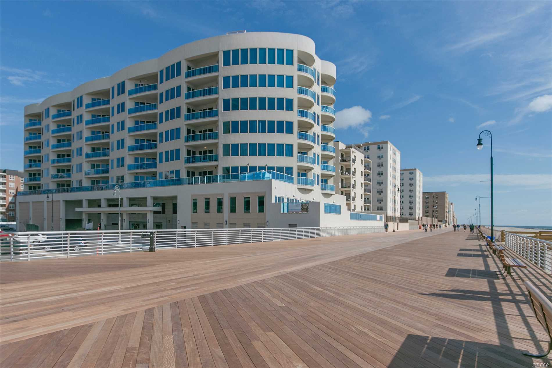 Condominium for sale in 403 Boardwalk E, Long Beach, NY ,11561