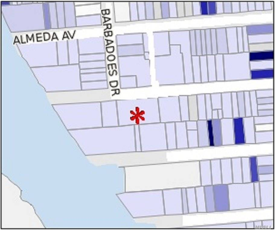 Land for sale in 72-43 Burchell Ave, Arverne, NY ,11692