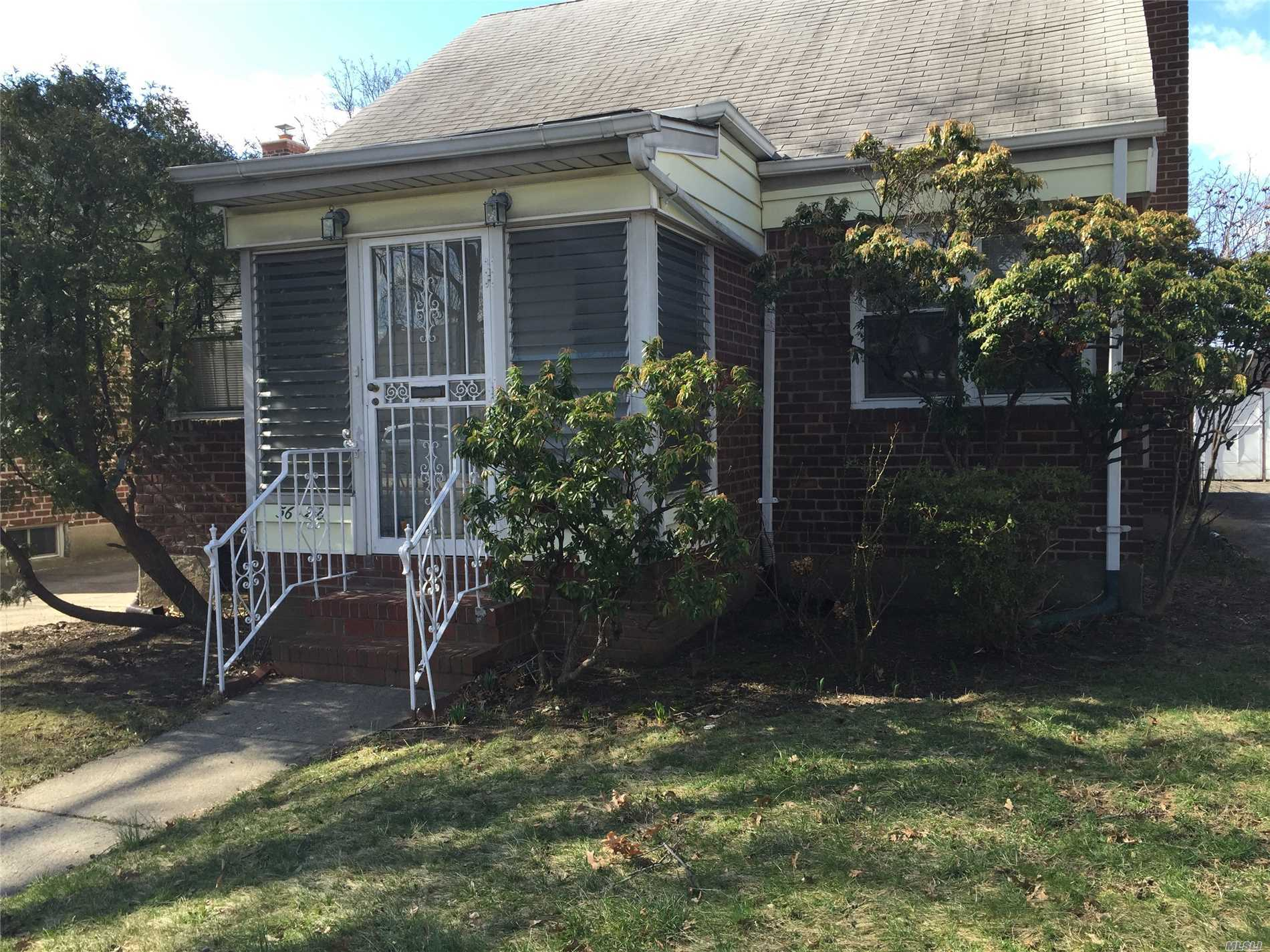 Residential For Sale in 56-28 Francis Lewis Blvd, Bayside, NY ,11364