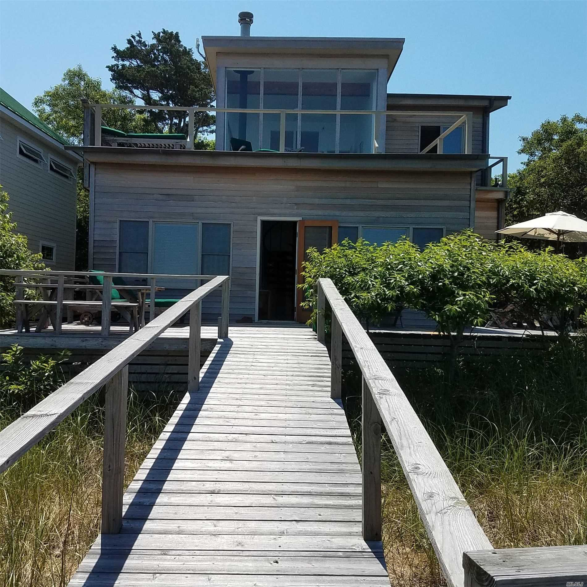 Residential For Sale in Bay Walk, Water Island, NY ,11772