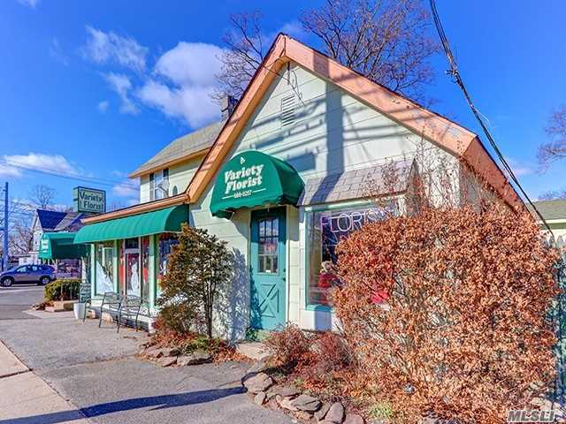 Commercial for sale in 45-47 2nd Ave, Bay Shore, NY ,11706