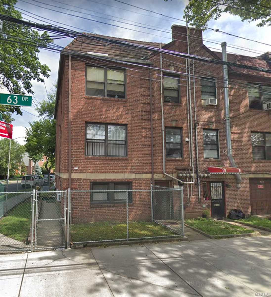 Residential For Sale in 86-20 63rd Dr, Rego Park, NY ,11374