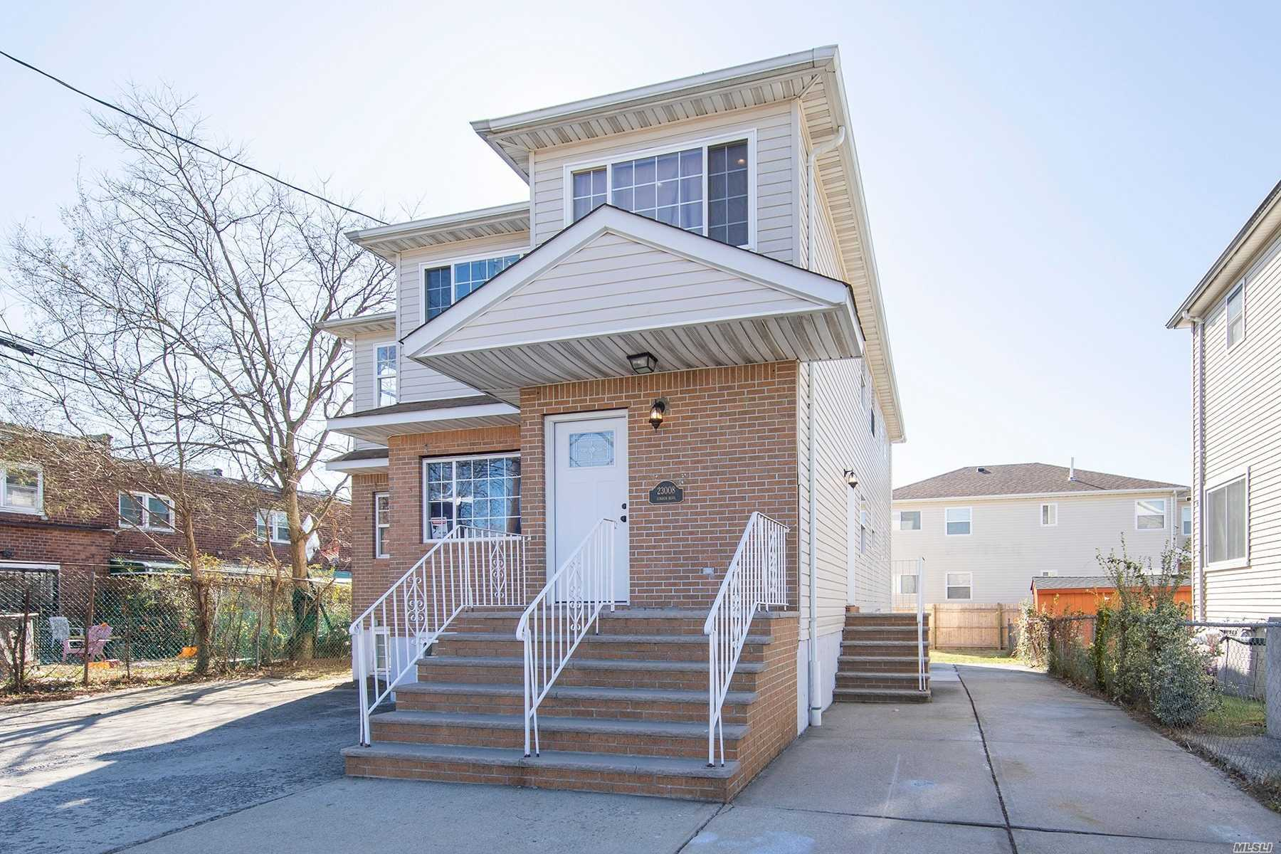 Residential For Sale in 230-08 Linden Blvd, Cambria Heights, NY ,11411