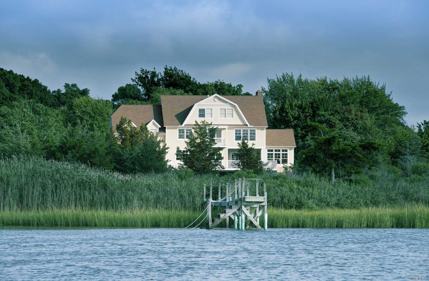 Residential For Sale in 105 Waterview Dr, Southold, NY ,11971