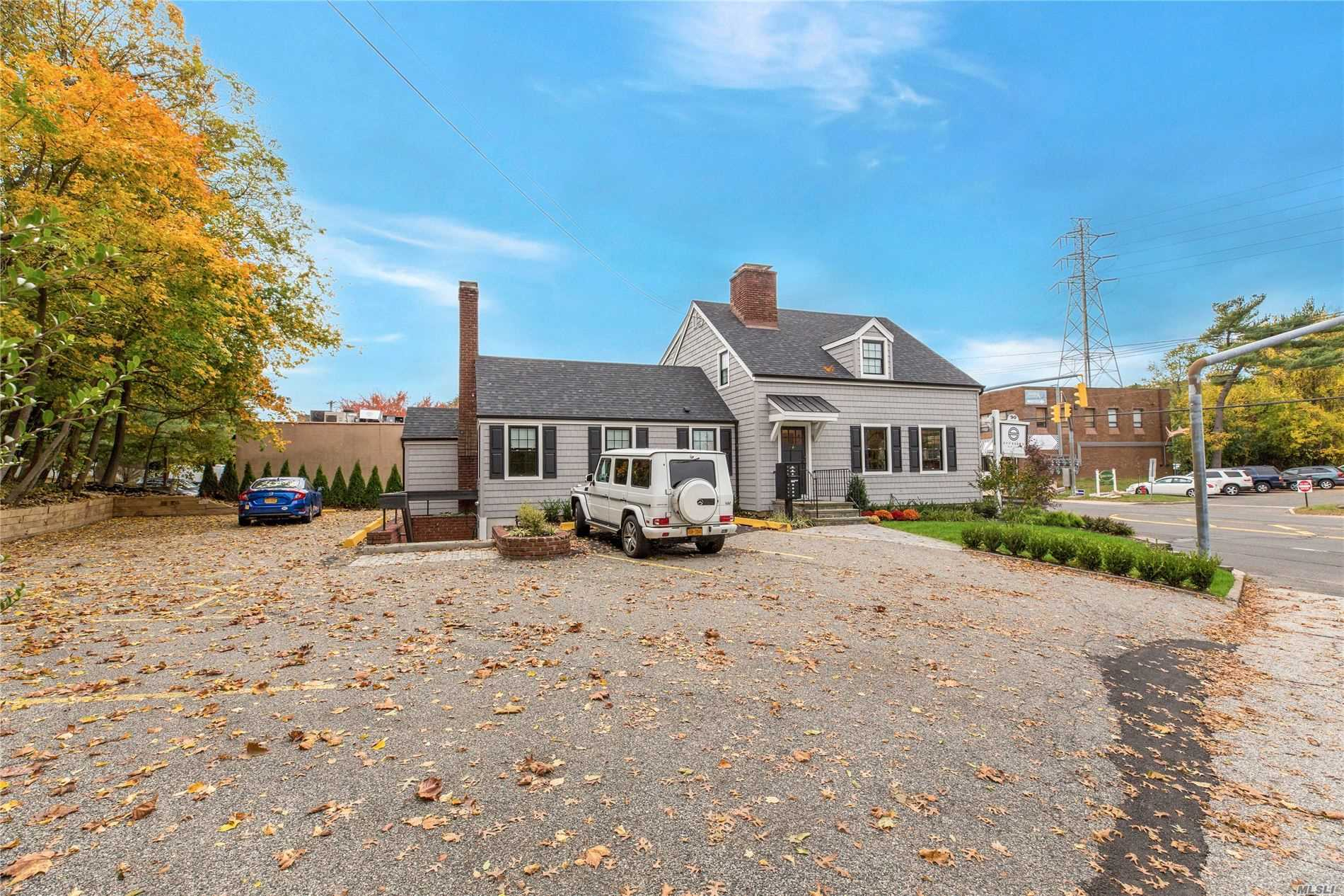 Commercial for sale in 90 Glen Cove Rd, Greenvale, NY ,11548