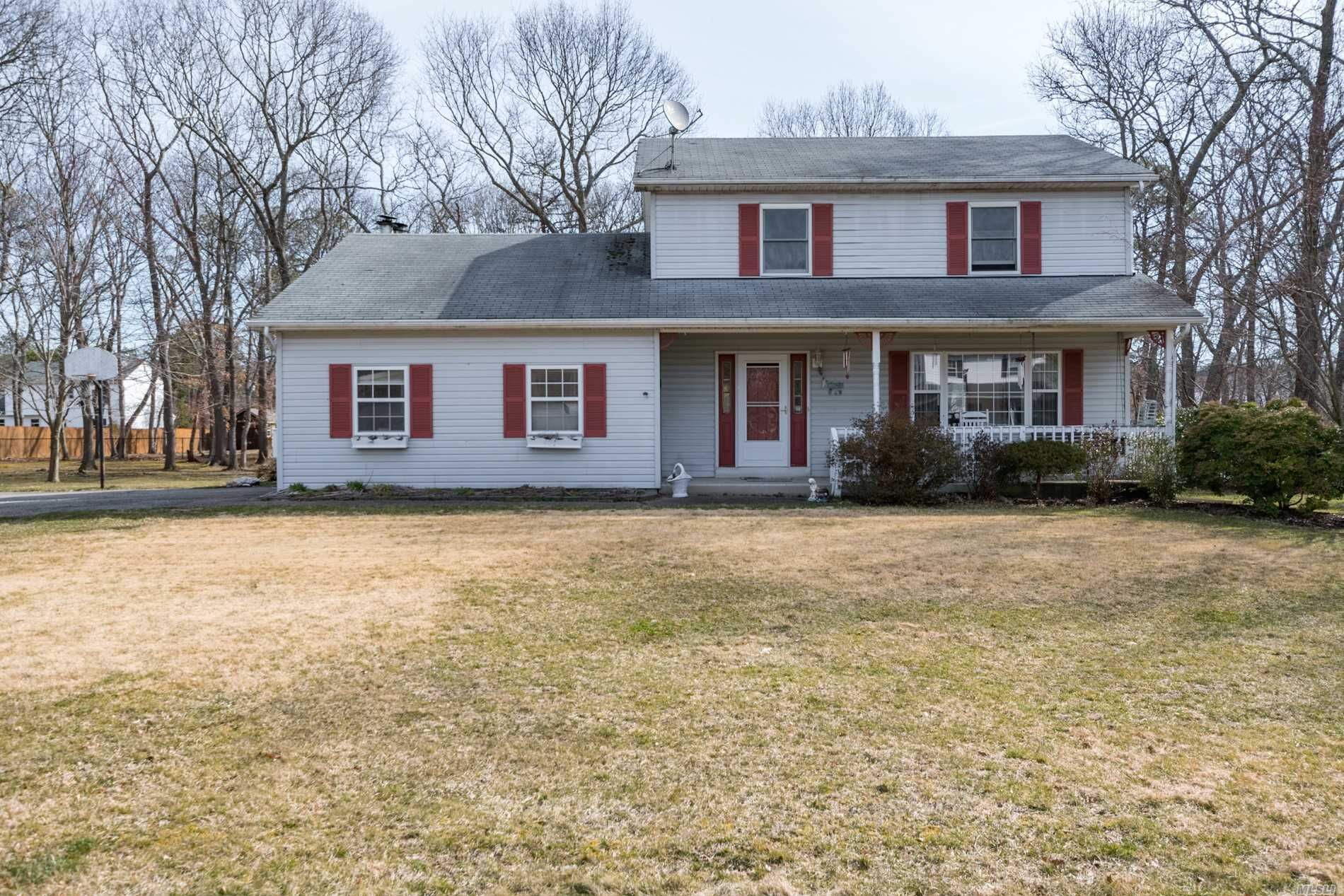 Residential For Sale in 5 Sterling Path, Yaphank, NY ,11980