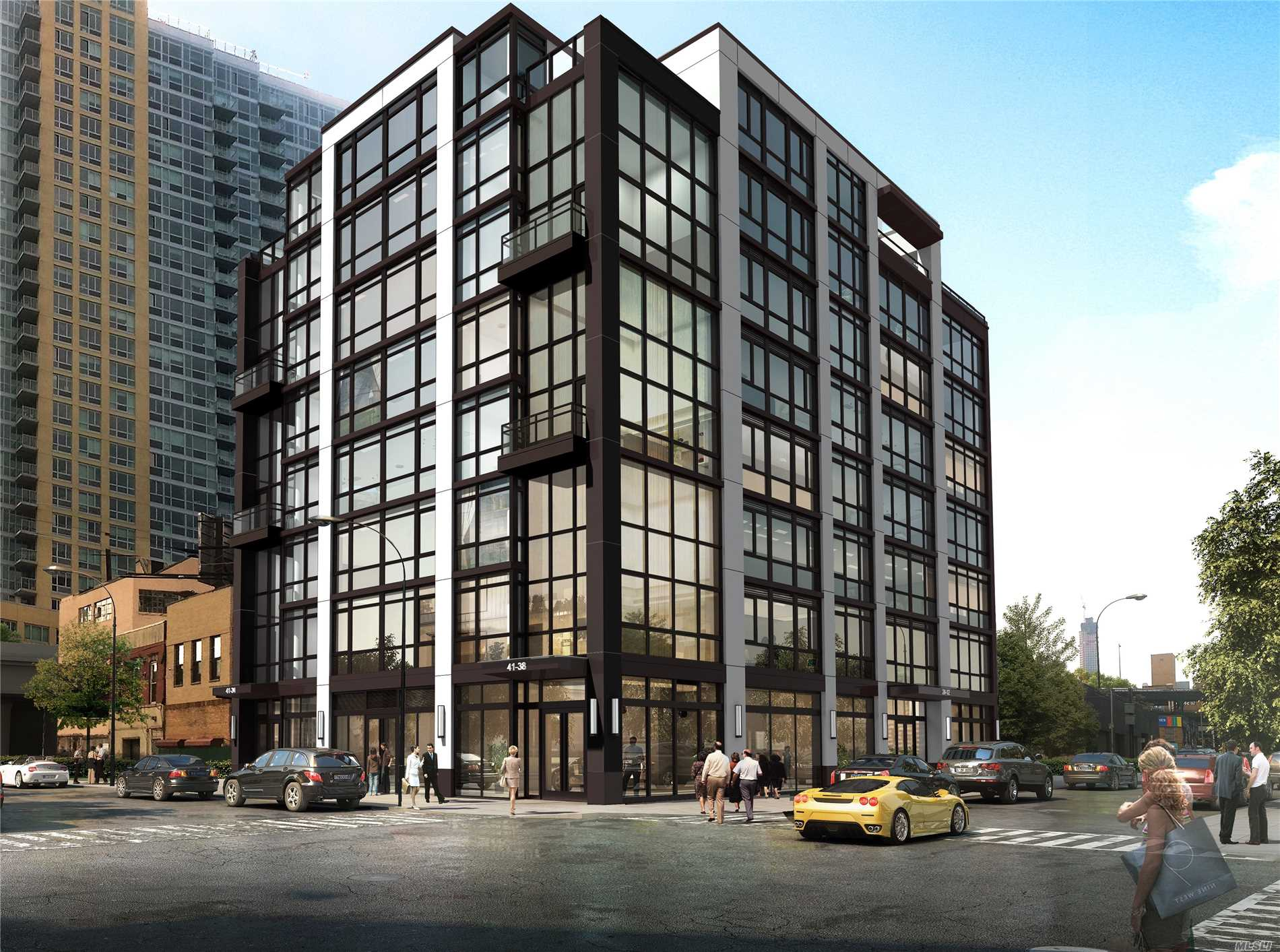 Residential For Rent in 24-12 42nd Rd, Long Island City, NY ,11101