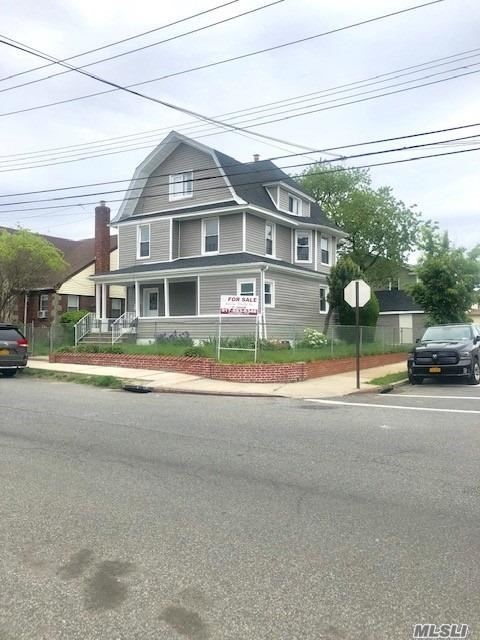 Residential For Sale in 217-15 133 Ave, Springfield Gdns, NY ,11413