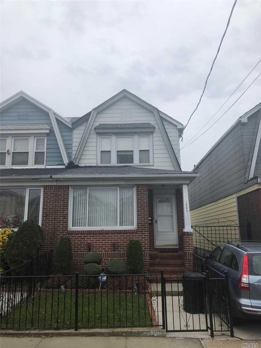 Residential For Sale in 1227 Schenectady Ave, Brooklyn, NY ,11203