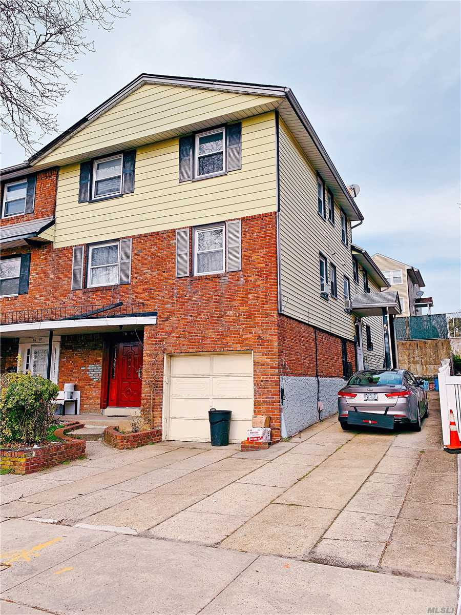 Residential For Sale in 56-41 226th st, Oakland Gardens, NY ,11364