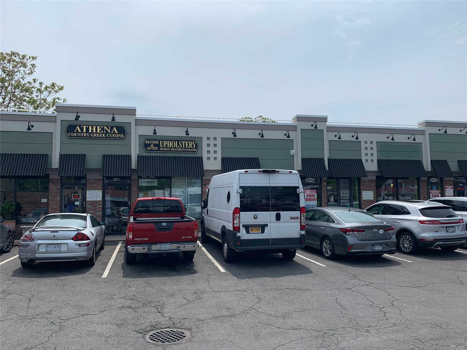 Commercial for sale in 65 Merrick Rd, Amityville, NY ,11701