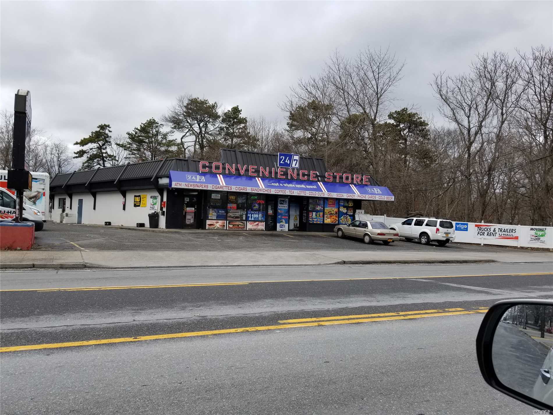 Commercial for sale in 2222 Route 112, Medford, NY ,11763