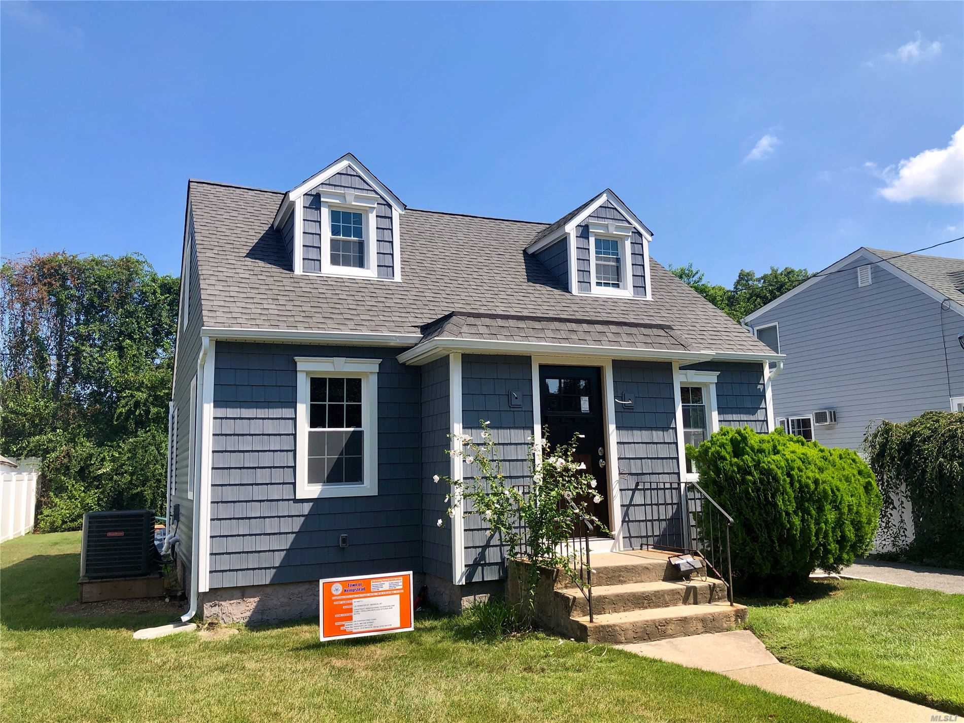 Residential For Sale in 132 Webster St, Merrick, NY ,11566