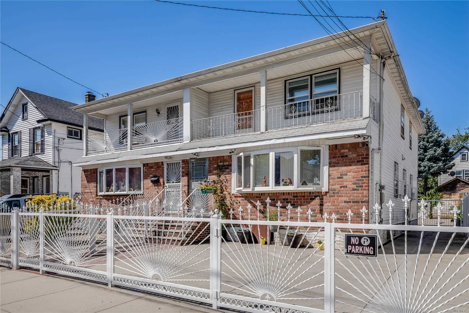 Residential For Sale in 109-40 123rd St, S. Ozone Park, NY ,11420