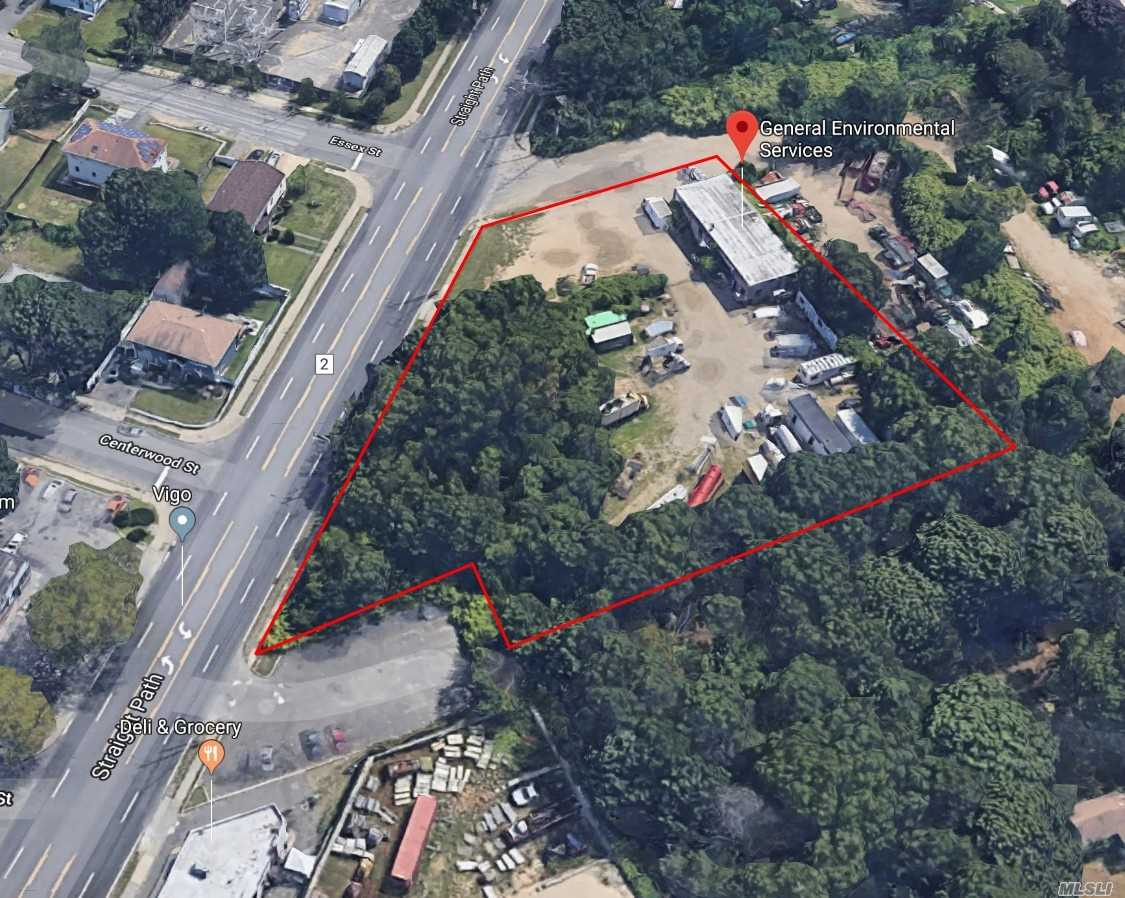 Commercial for sale in 1280-1290 Straight Path, Wyandanch, NY ,11798