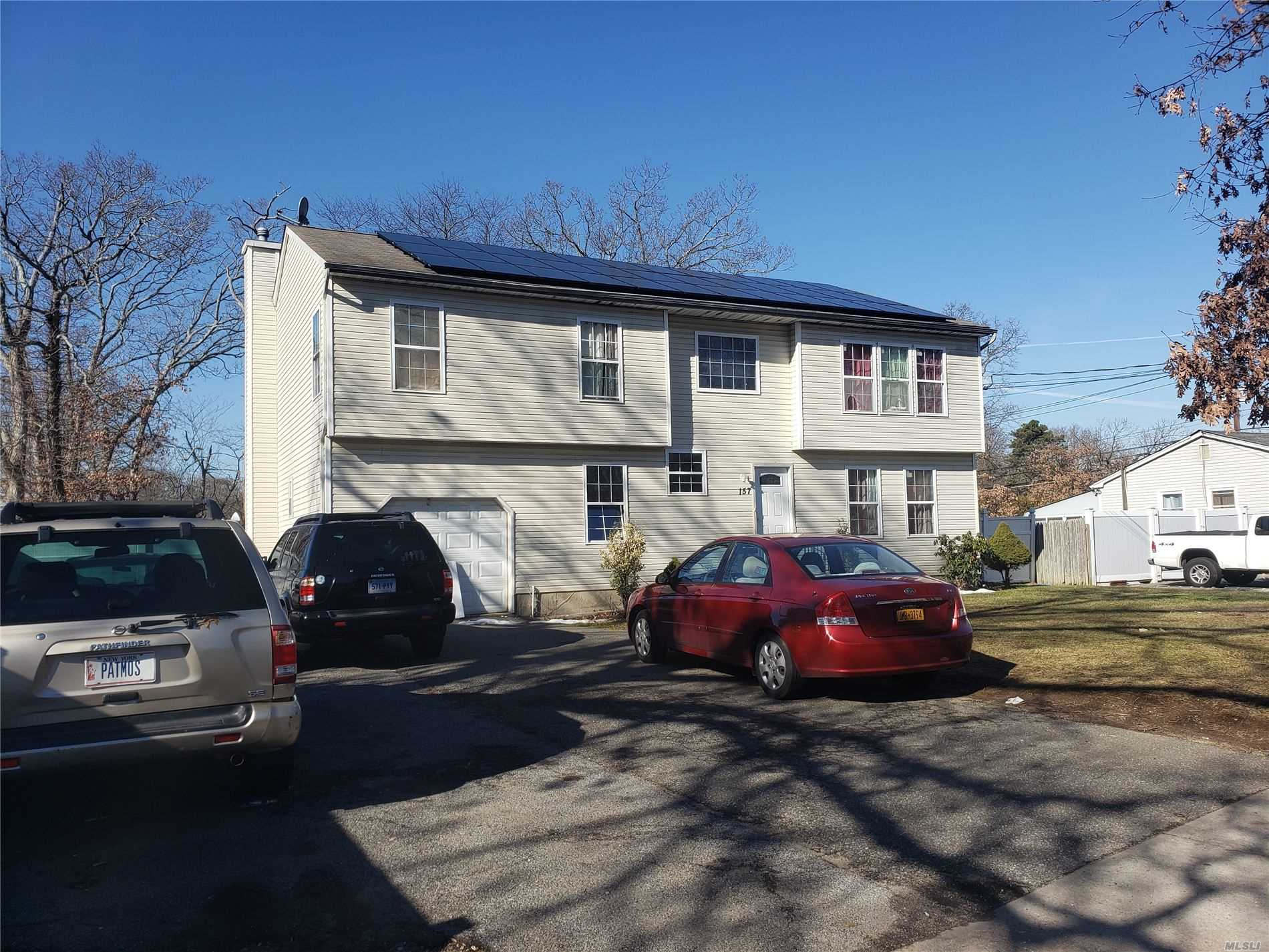 Residential For Sale in 157 Lake Drive, Wyandanch, NY ,11798