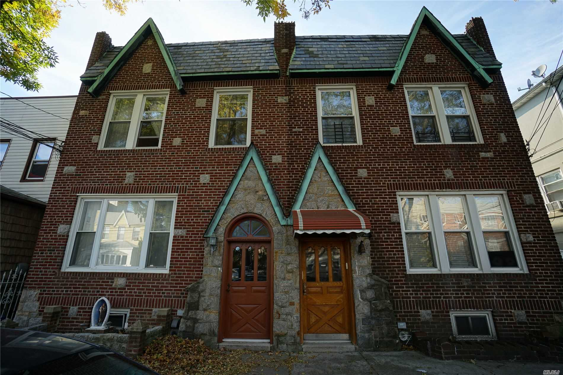 Residential For Sale in 70-22 73rd St, Glendale, NY ,11385