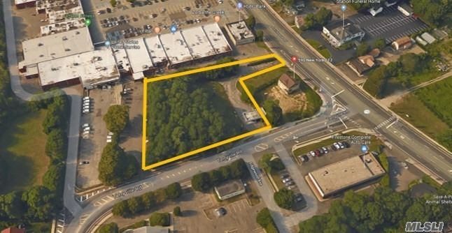 Land for sale in 590 Route 112, Pt.Jefferson Sta, NY ,11776
