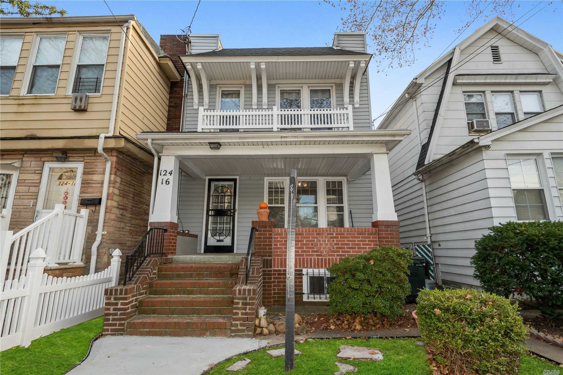 Residential For Sale in 124-16 85 Ave, Kew Gardens, NY ,11415