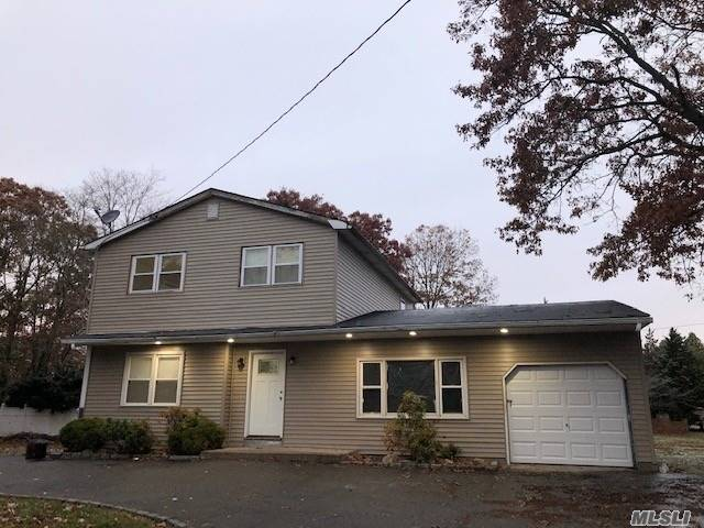 Residential For Sale in 35 Pawnee Ave, Mastic, NY ,11950