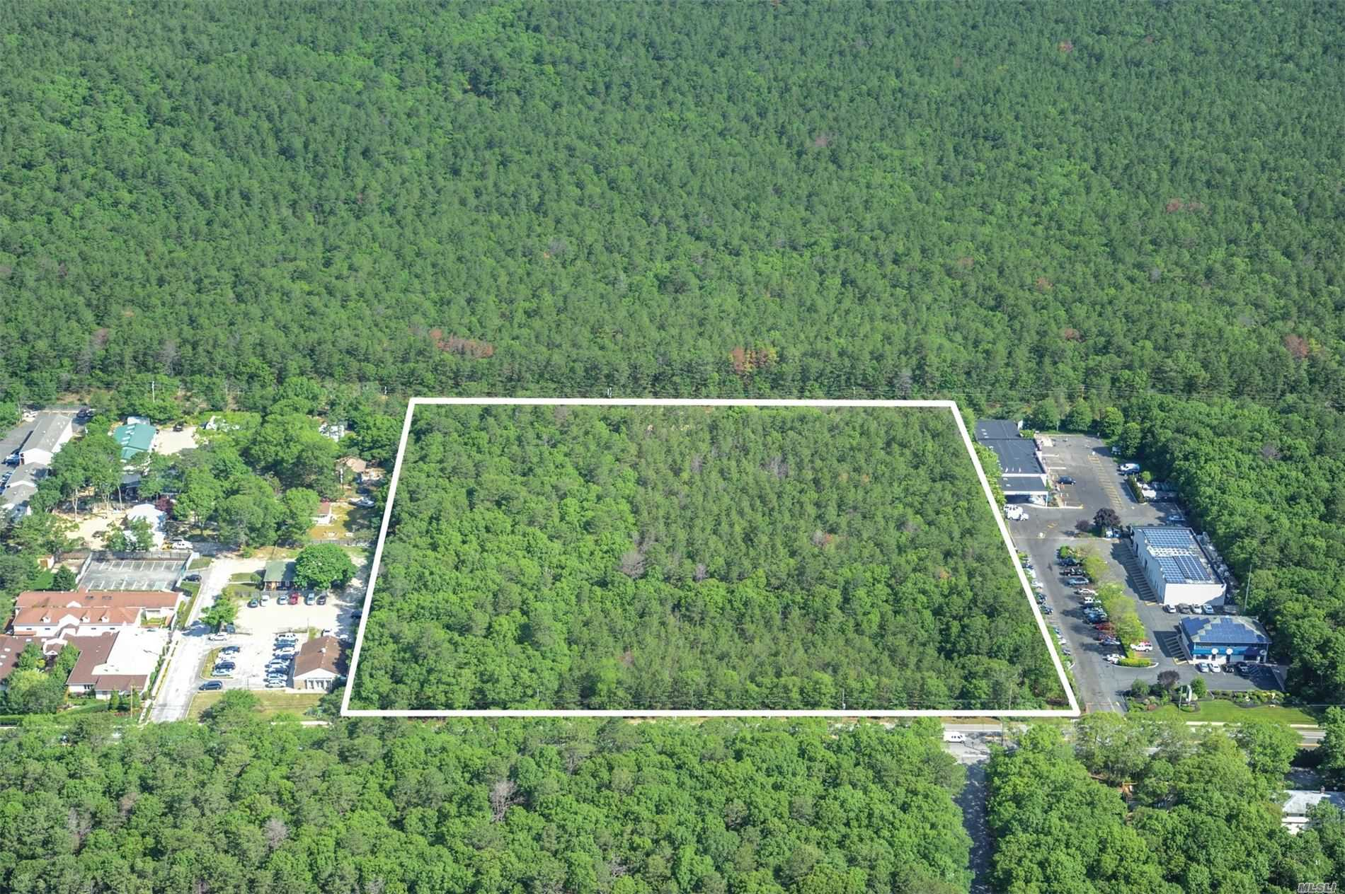 Land for sale in 302-310 West Montauk Hwy, Hampton Bays, NY ,11946