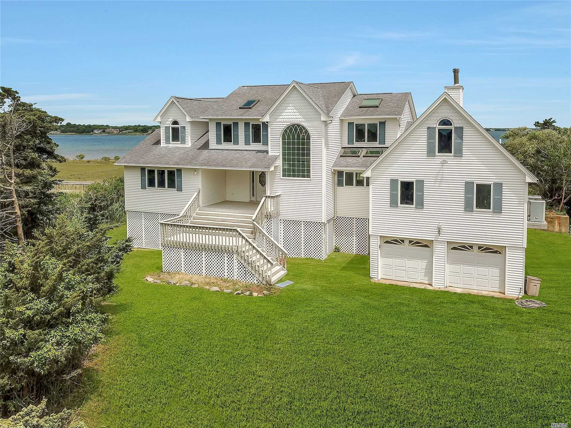Residential For Sale in 73 Moriches Island Rd, East Moriches, NY ,11940