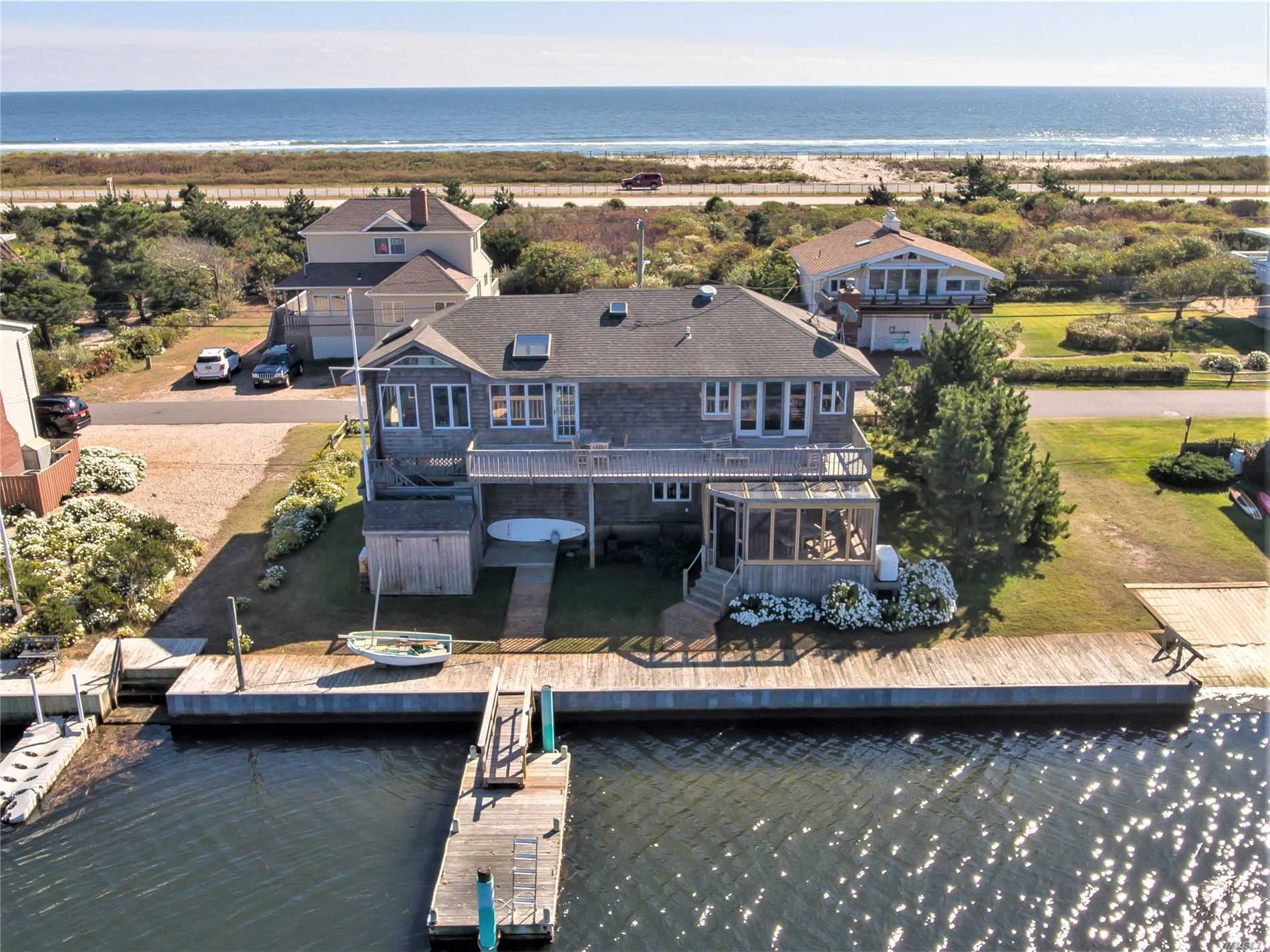 Residential For Sale in 14 Broadway, Gilgo Beach, NY ,11702