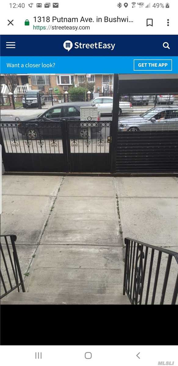 Residential For Sale in 1318 Putnam Ave, Brooklyn, NY ,11221