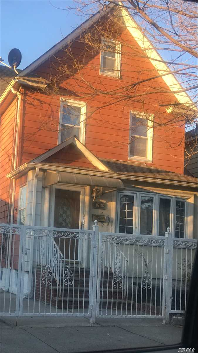 Residential For Sale in 107-06 Inwood St, Jamaica, NY ,11435