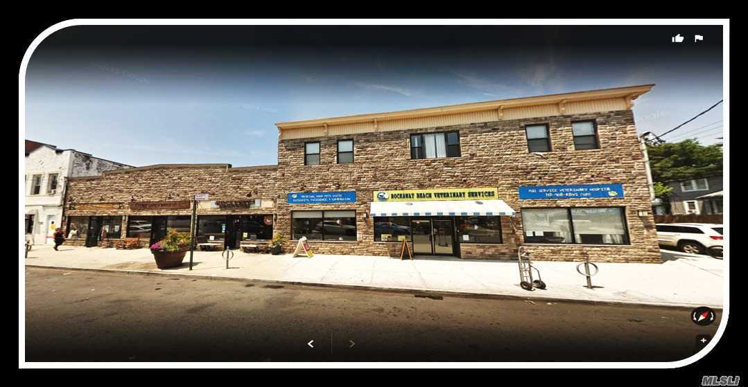Commercial for sale in 92-02 Rockaway Beach Blvd, Far Rockaway, NY ,11691