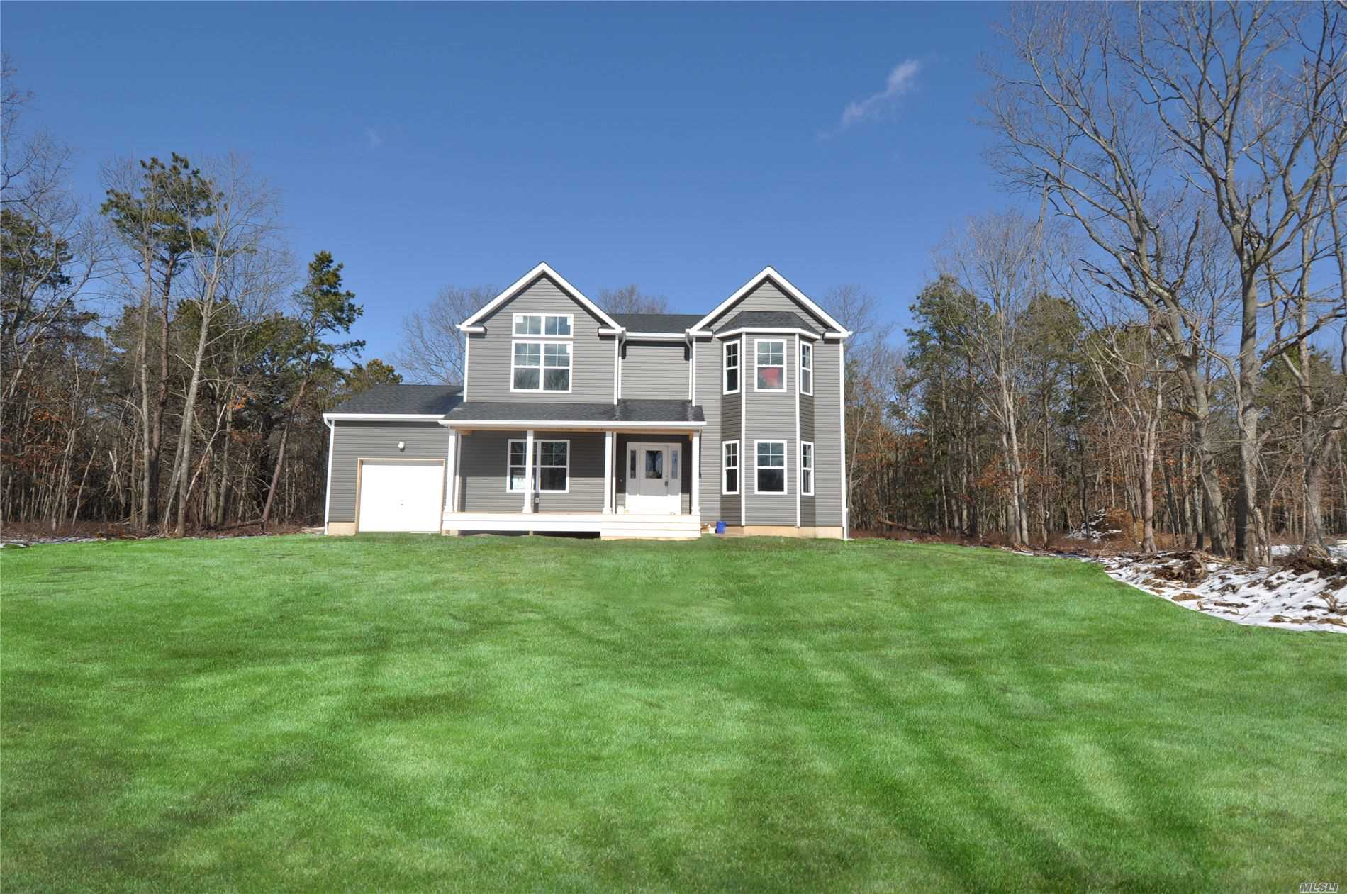 Residential For Sale in lot 4 Hawkins Path, Coram, NY ,11727