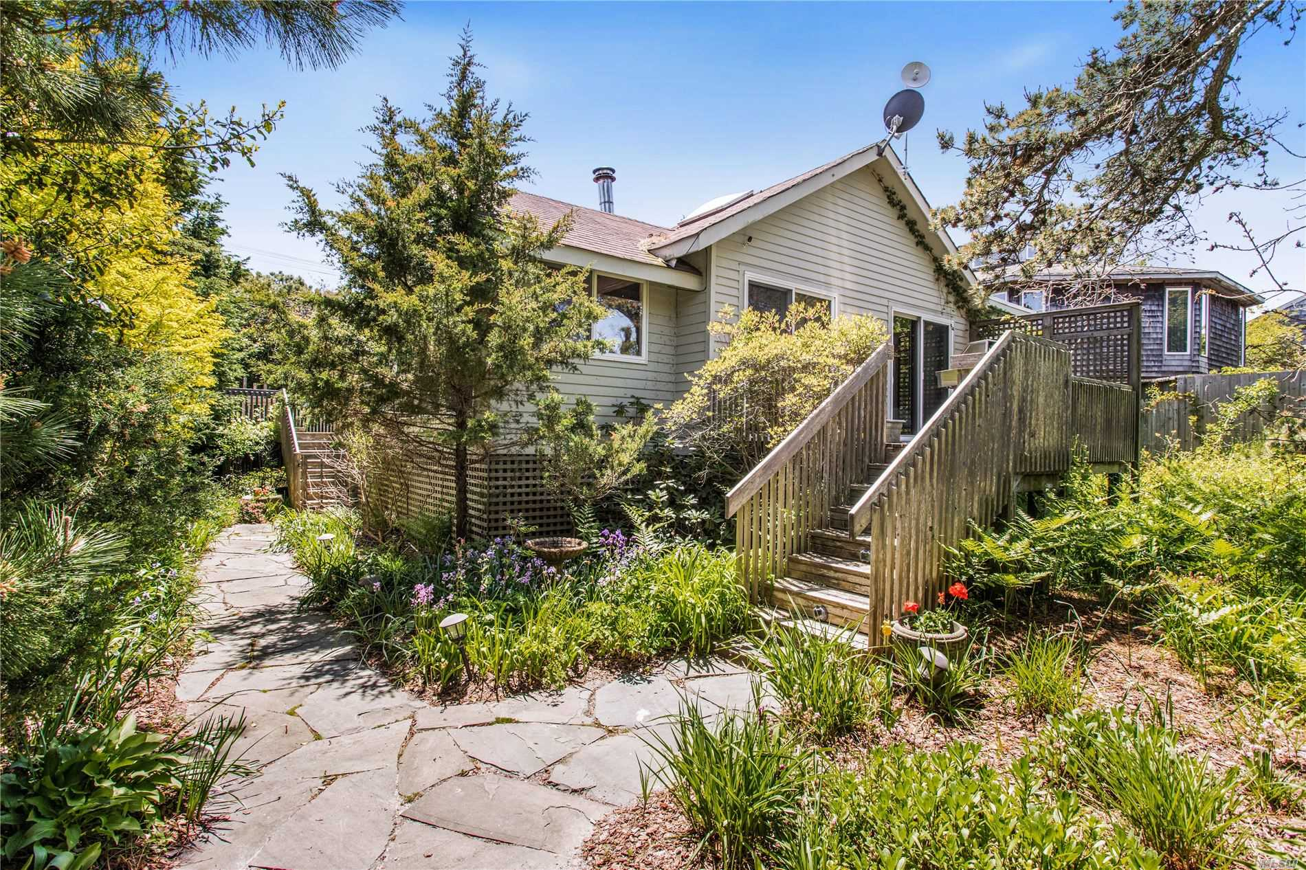 Residential For Sale in 31 Lone Hill Walk, Fire Island Pine, NY ,11782