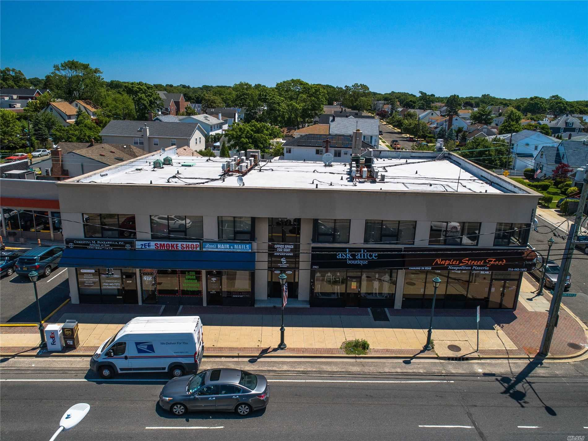 Commercial for sale in 2901 Long Beach Rd, Oceanside, NY ,11572