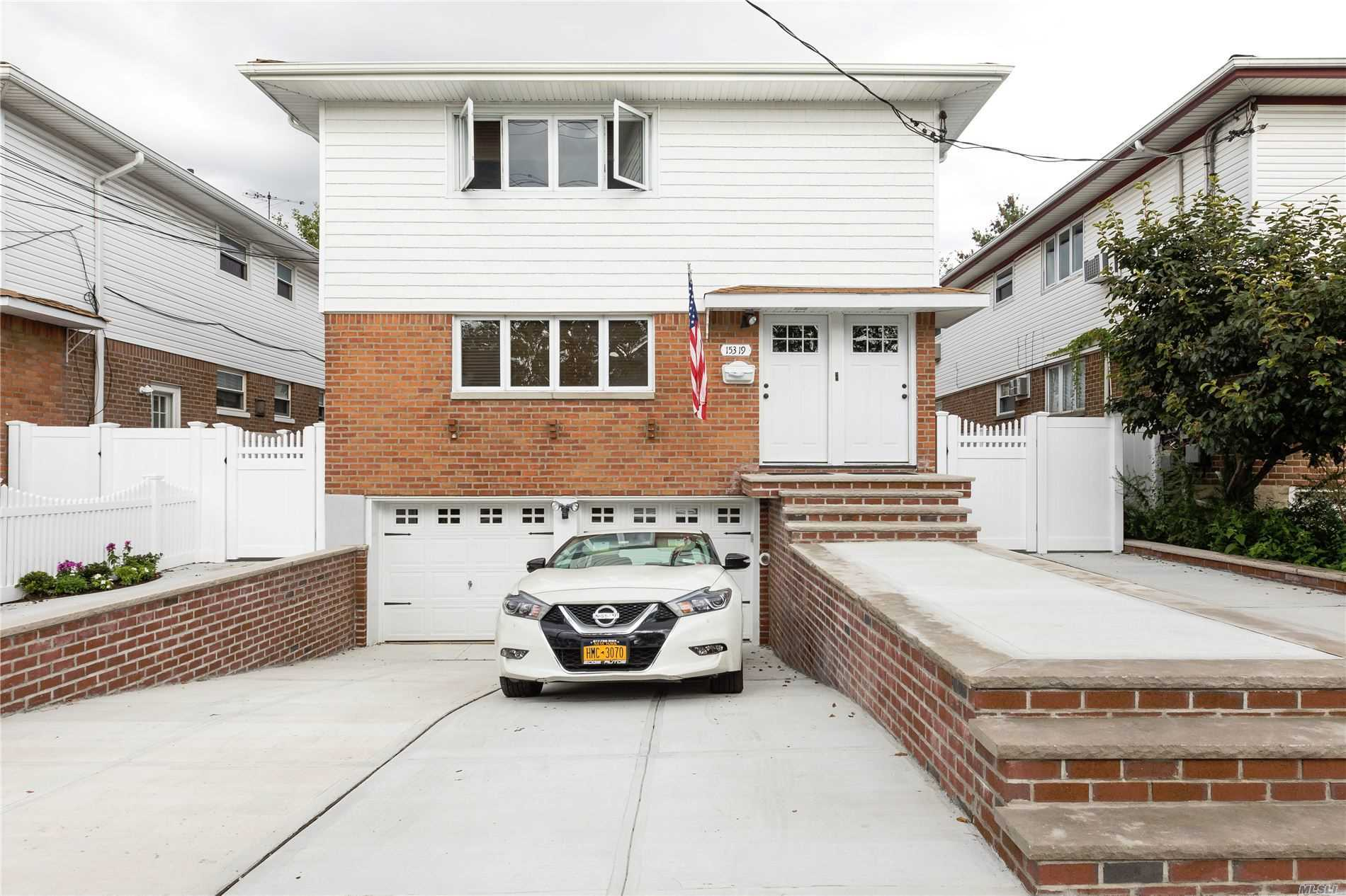 Residential For Sale in 153-19 80th St, Howard Beach, NY ,11414