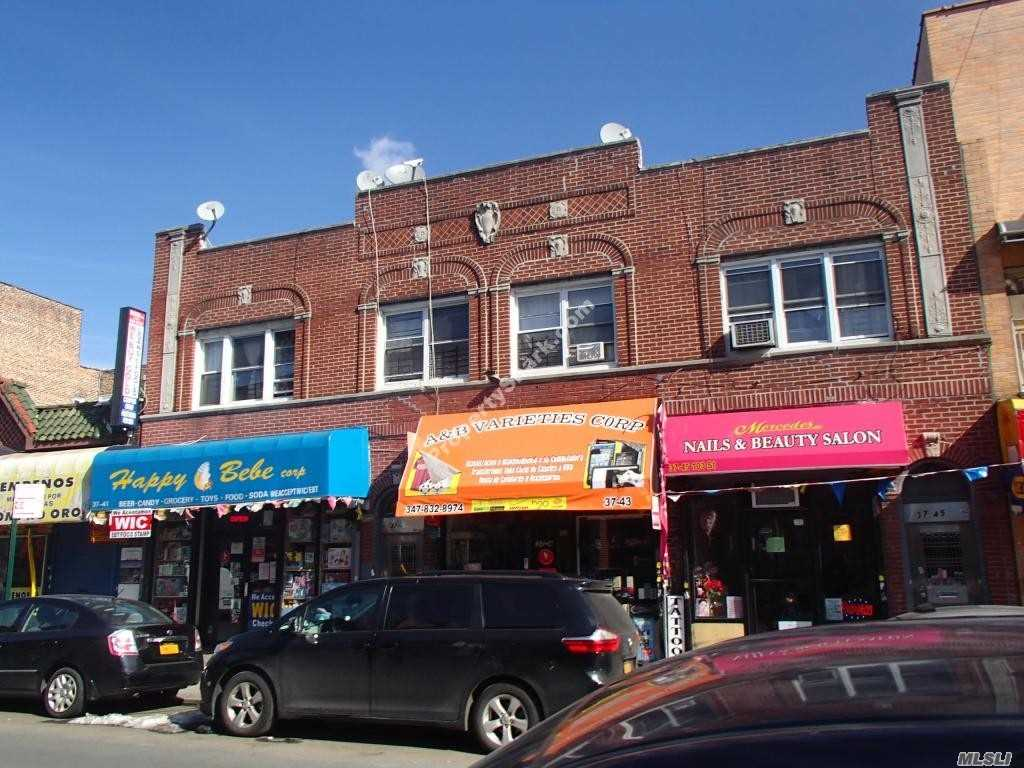 Commercial for sale in 37-41/45 103rd St, Corona, NY ,11368