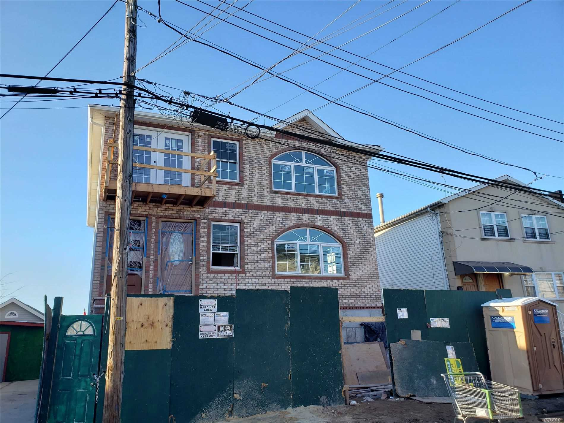 Residential For Sale in 138-48 236 St, Springfield Gdns, NY ,11413