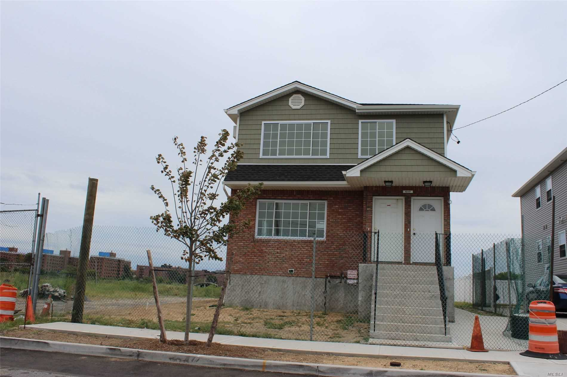 Residential For Sale in 6246 Hillmeyer Rd, Arverne, NY ,11692