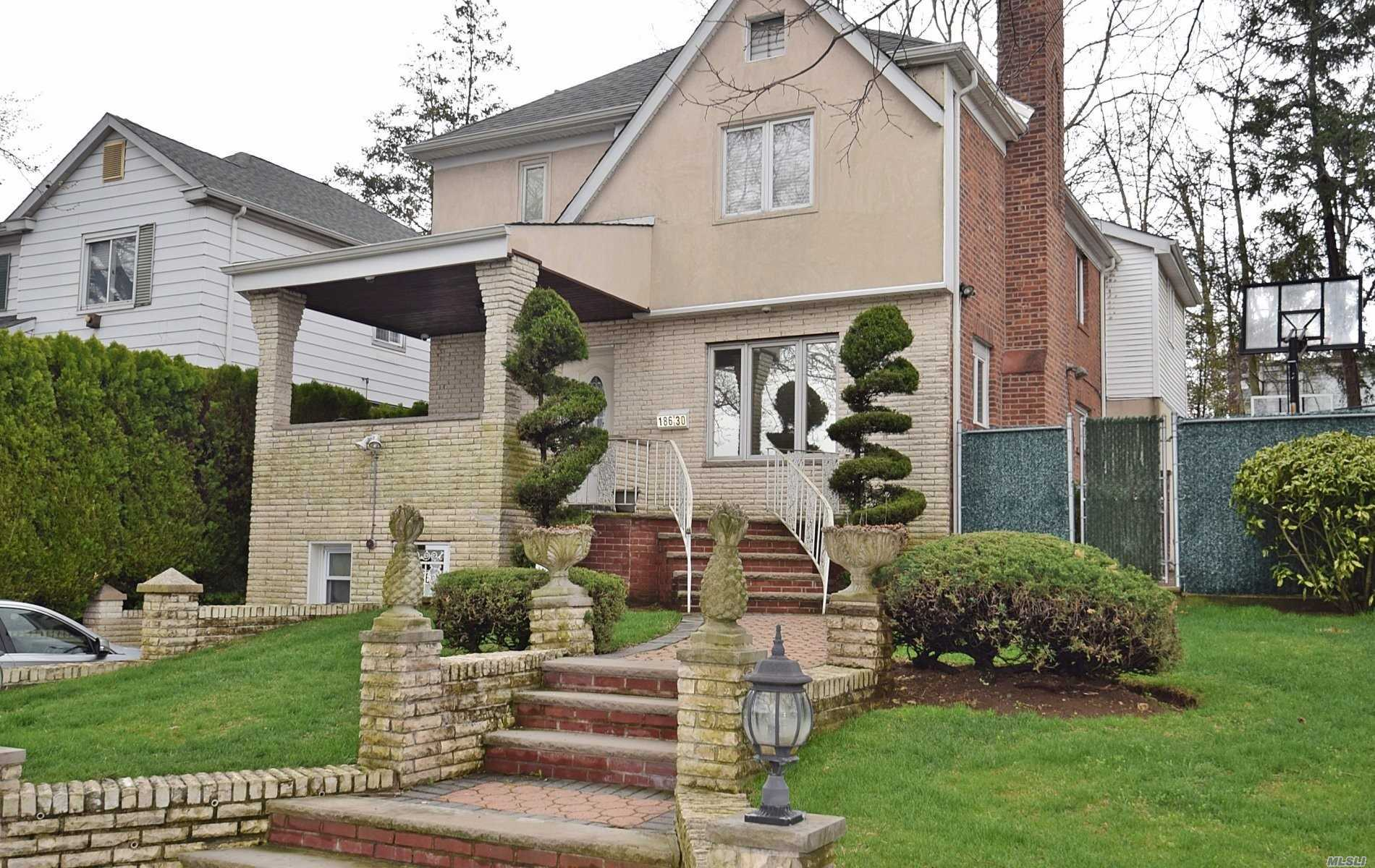 Residential For Sale in 186-30 80 Dr, Jamaica Estates, NY ,11432