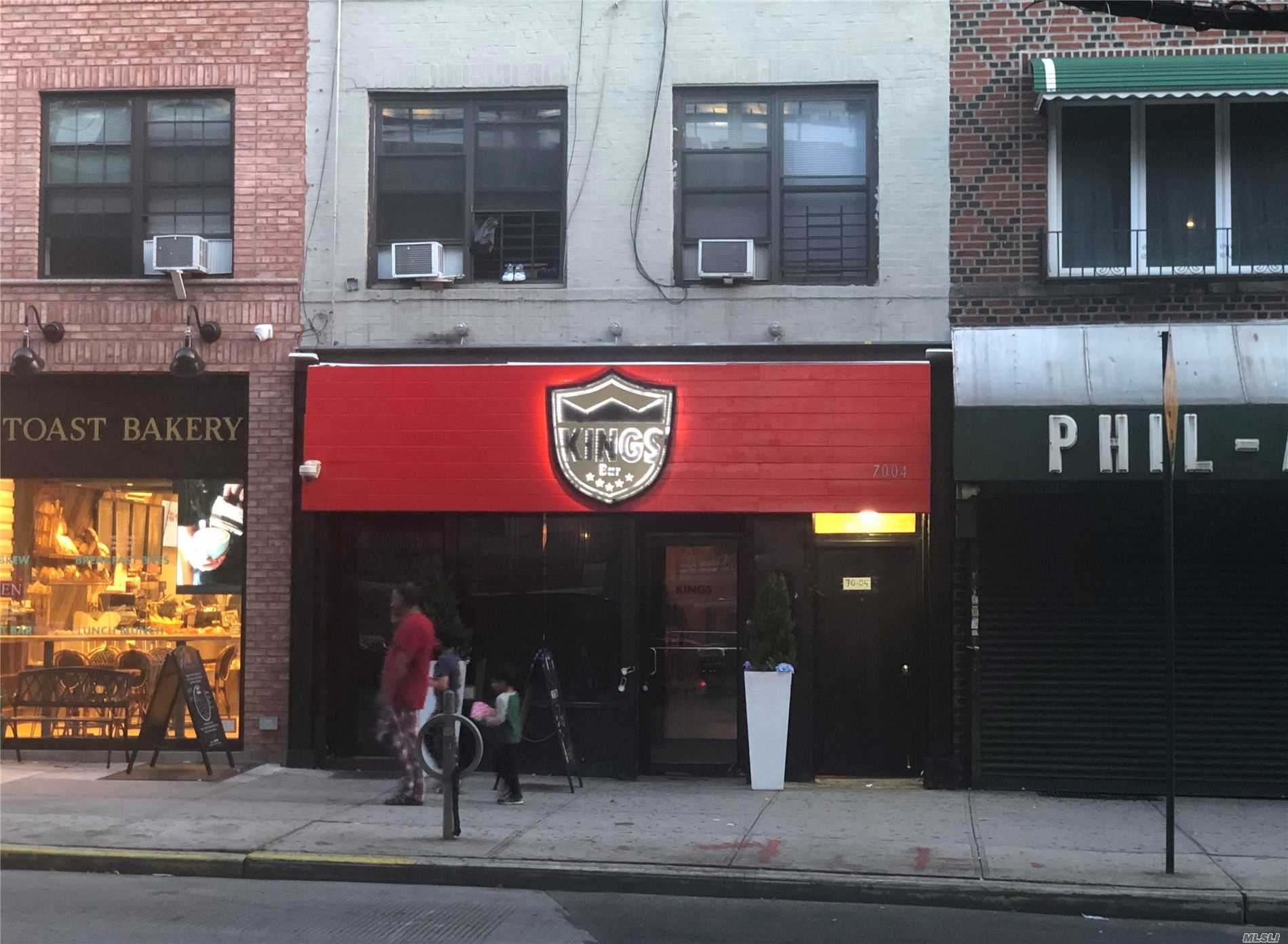 Commercial for sale in 70-04 Roosevelt Ave, Jackson Heights, NY ,11372