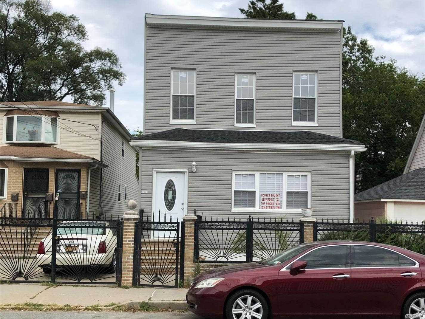 Residential For Sale in 126-41 Inwood St, Jamaica, NY ,11436