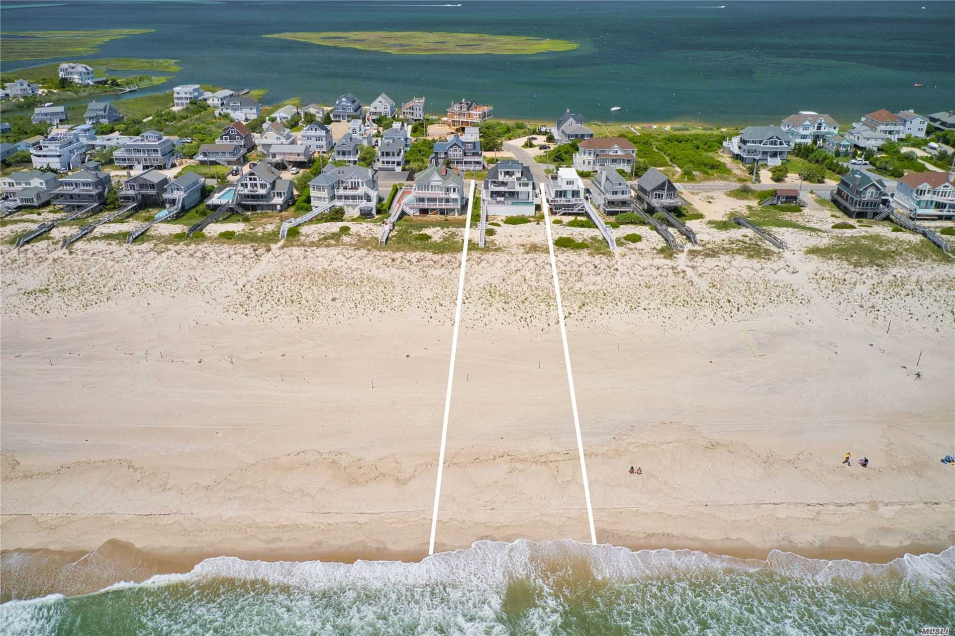Residential For Sale in 895 Dune Rd, Westhampton Dune, NY ,11978