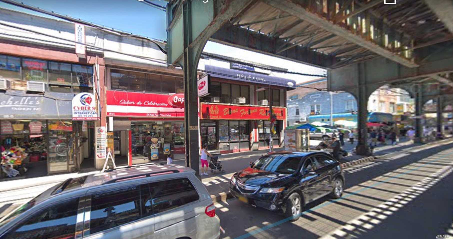 Commercial for sale in 3762/64/66 89th Street, Jackson Heights, NY ,11372