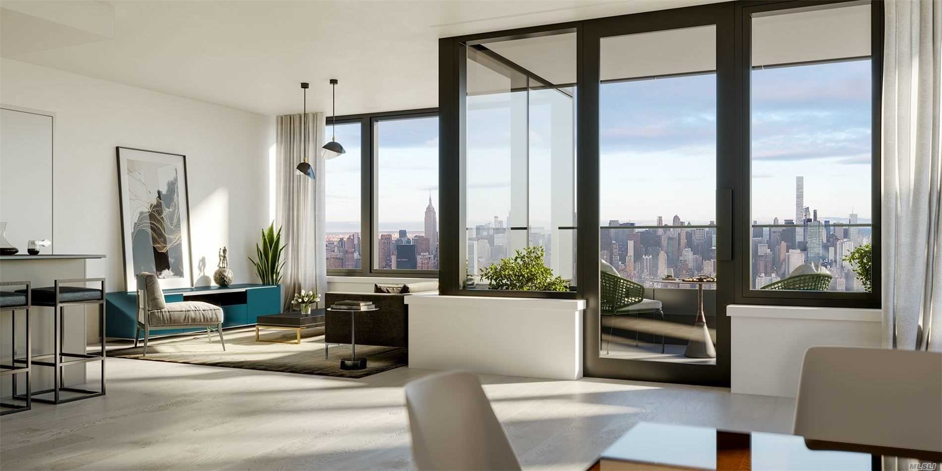 Condominium for sale in 3 Court Square, Long Island City, NY ,11101
