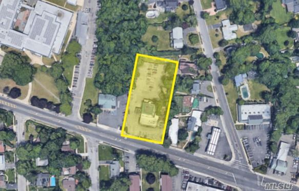 Land for sale in 292 Merrick Rd, Amityville, NY ,11701