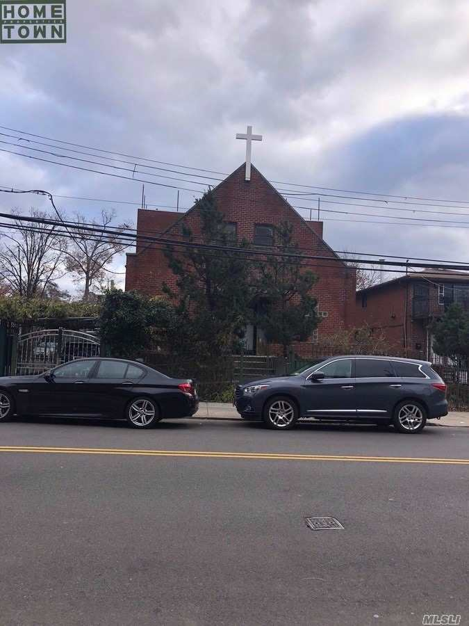 Commercial for sale in 143-20 Franklin Ave, Flushing, NY ,11355