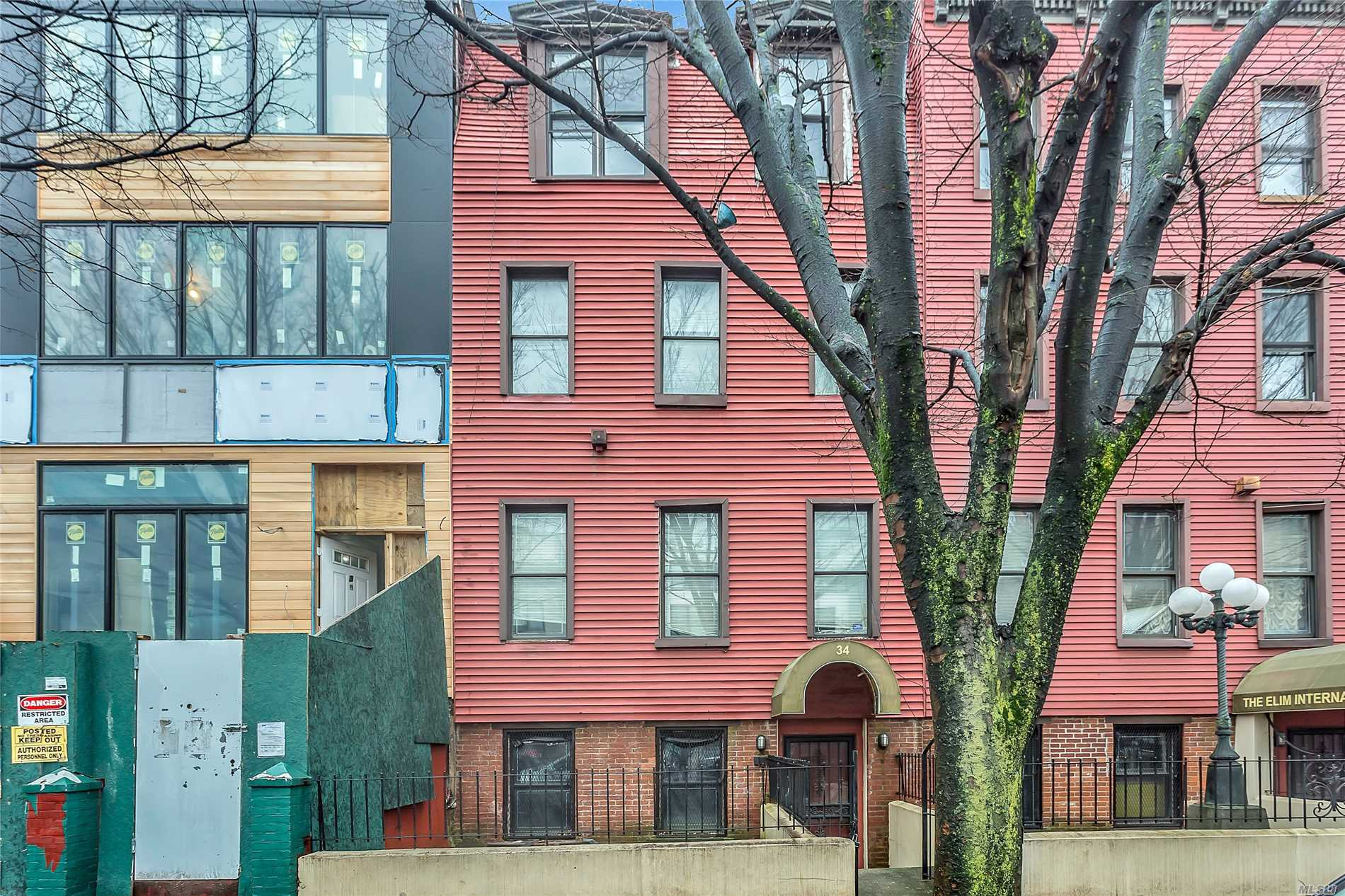 Residential For Sale in 34 Madison St, Brooklyn, NY ,11238