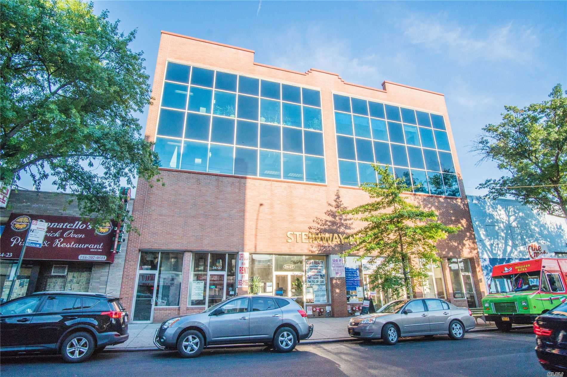 Commercial for sale in 34-27/29 Steinway St, Long Island City, NY ,11101