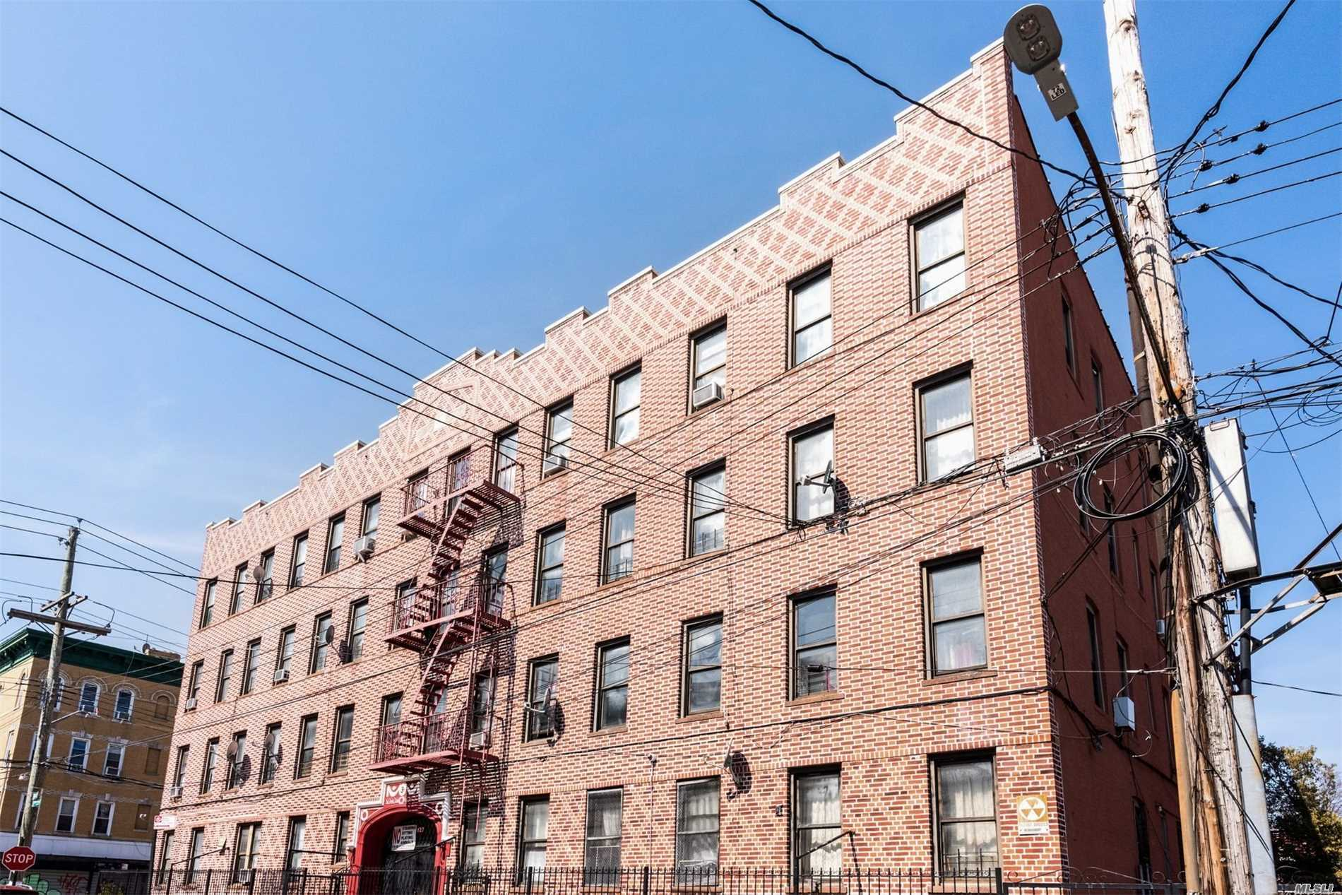 Commercial for sale in 127 Mckinley Ave, Brooklyn, NY ,11208