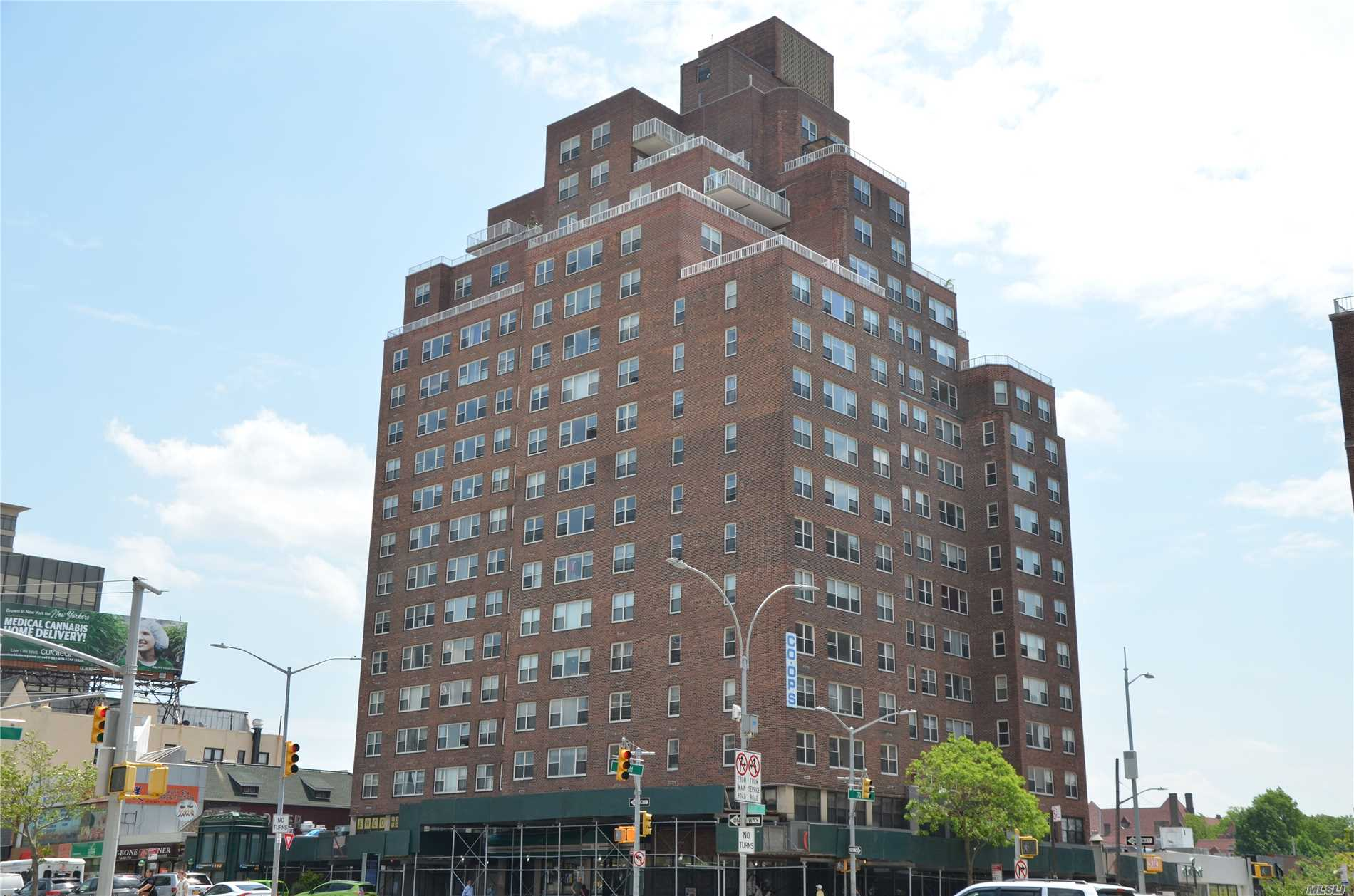 Condominium for sale in 107-40 Queens Blvd, Forest Hills, NY ,11375